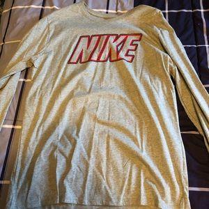 Long sleeve Nike shirt